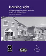 Housing Sight cover